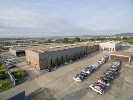 Fulda Hauptsitz der UTH GmbH