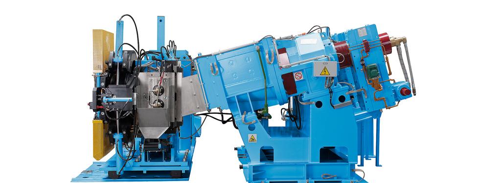 roll-ex® DSE Zahnradextruder Doppelschneckenextruder UTH