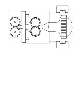 roll-ex® TRF Zweiwalzenfütteraggregat UTH