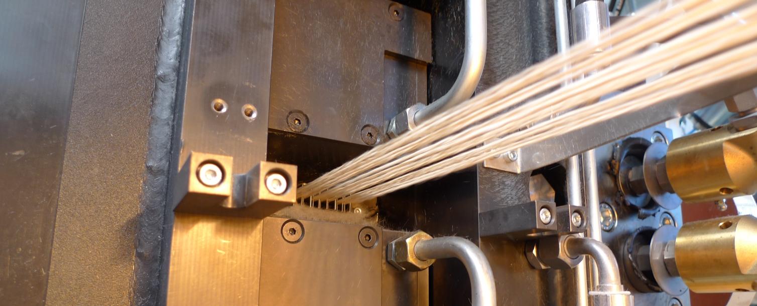 roll-ex® Zahnradpumpen Technologie Hochdruckanwendung