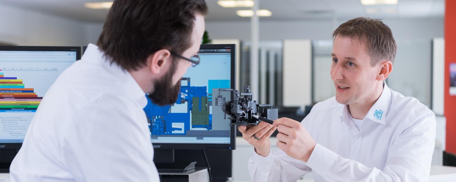 UTH Maschinenbau Entwicklung und Konstruktion