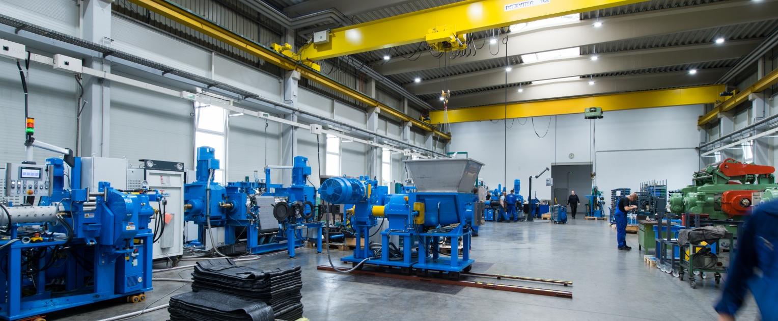 UTH Maschinenbau am Standort Fulda