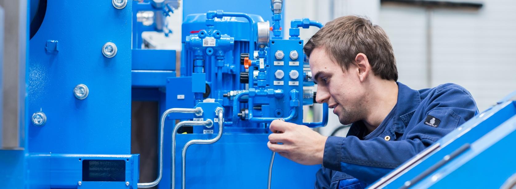 UTH GmbH Wartungs Service weltweit