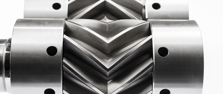 UTH GmbH Zahnradpumpe roll-ex