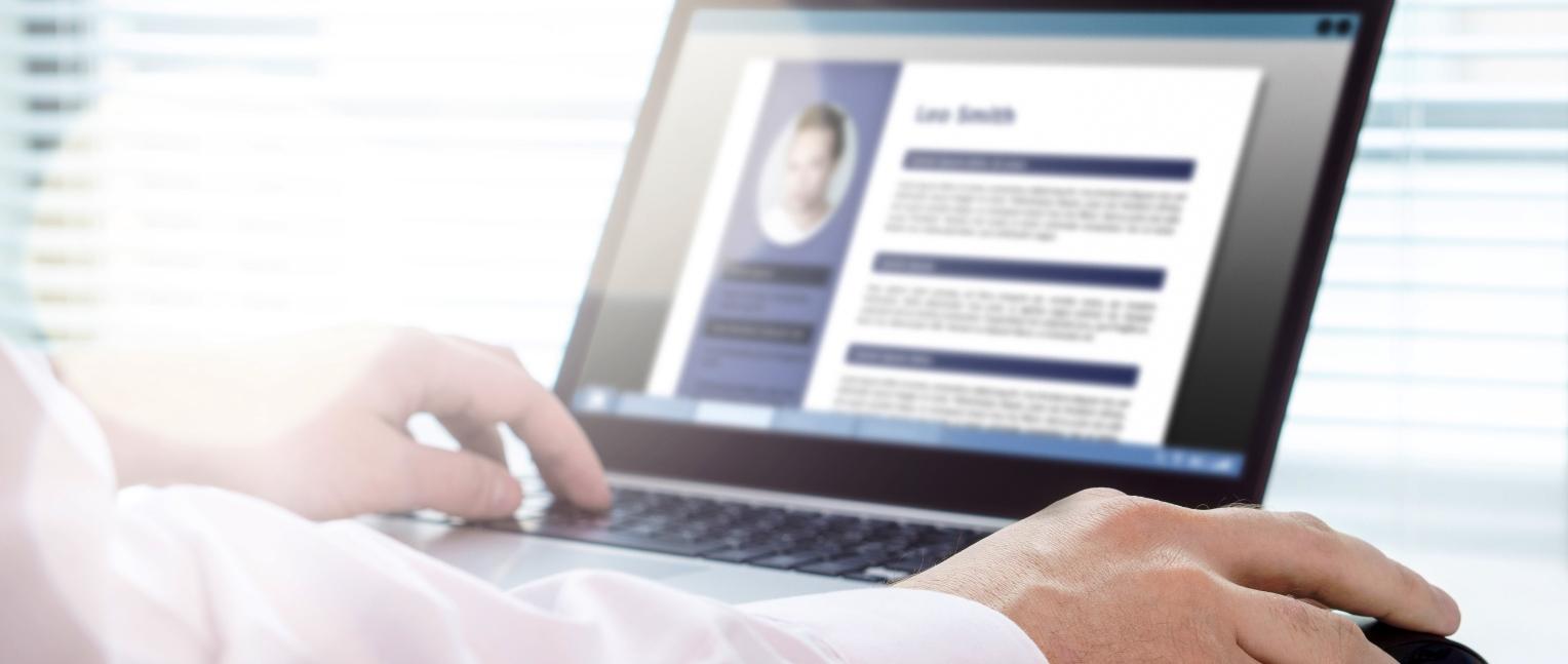 UTH Bewerbung online